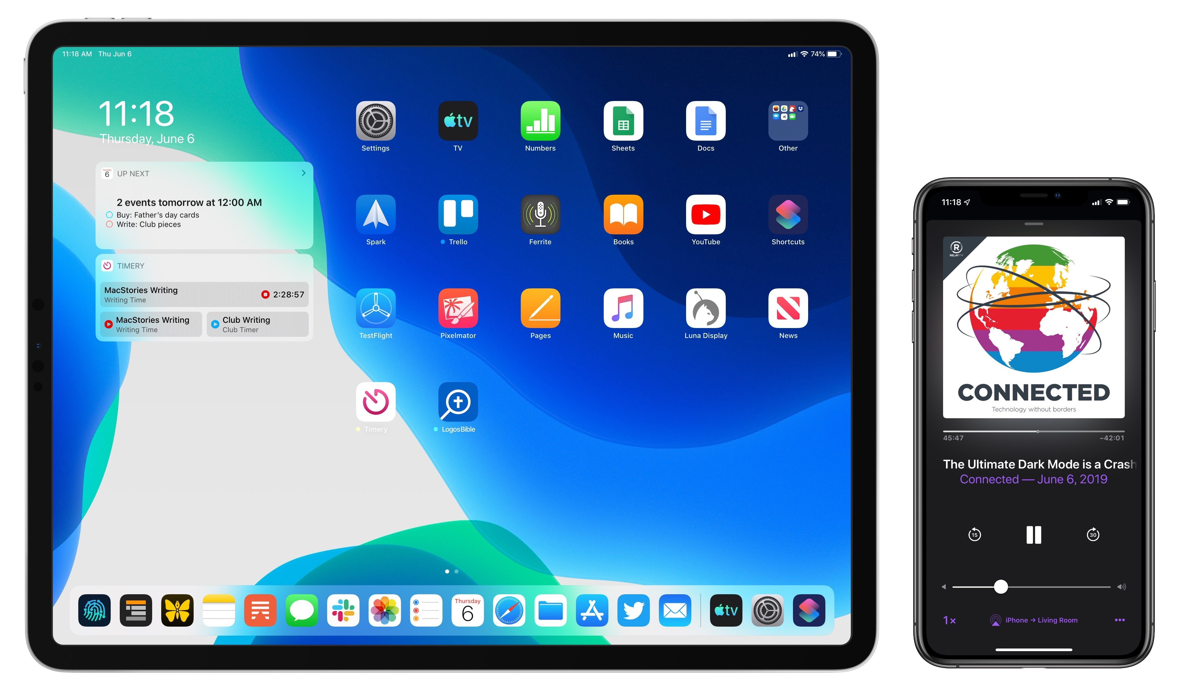 Hands-On with iPadOS and iOS 13: Changes Big and Small